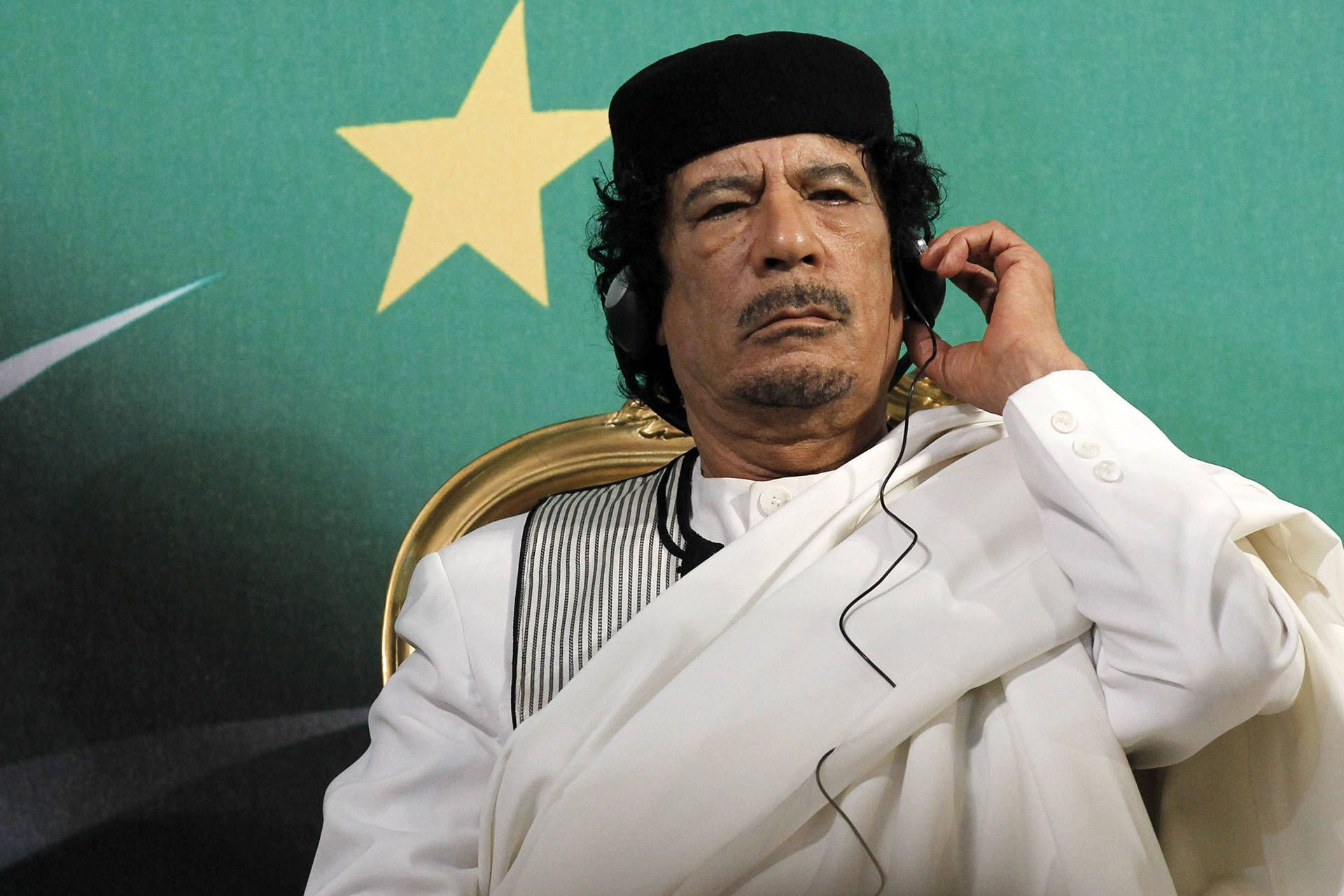 Как Муаммар Каддафи предсказал коронавирус