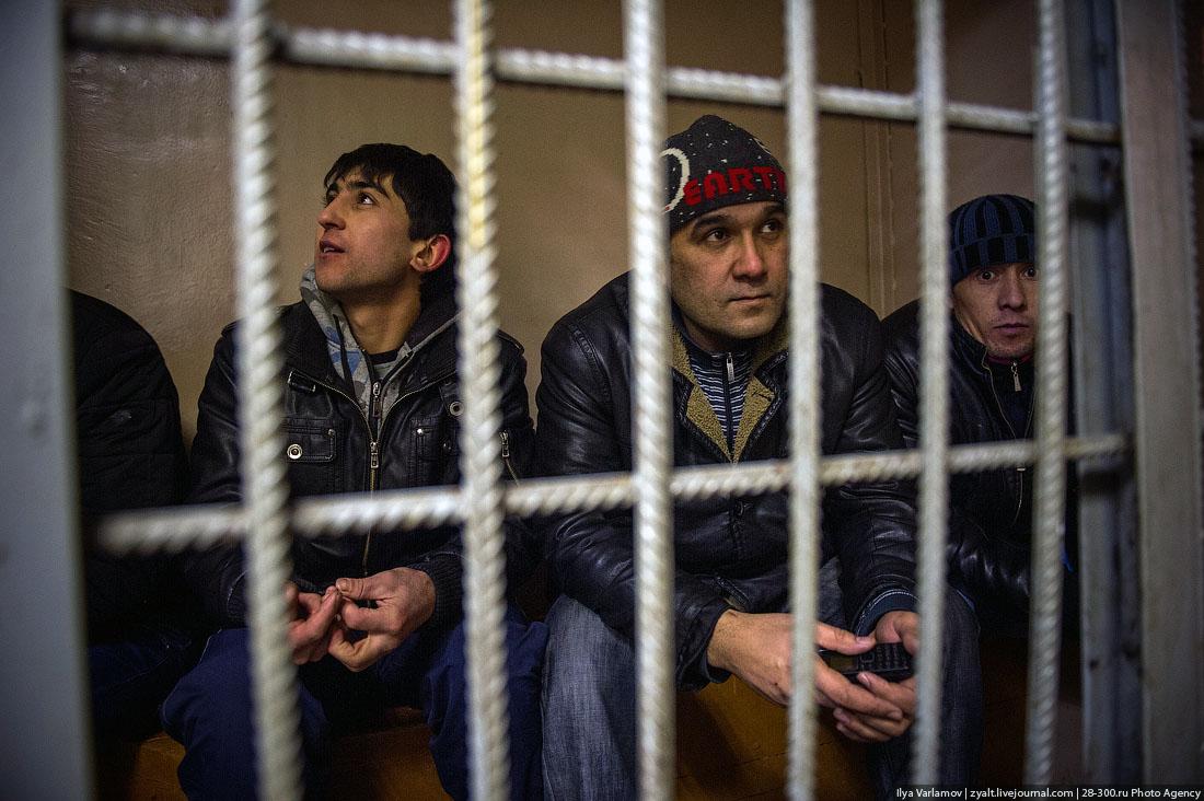 После снижения мигрантов на 40% в Москве резко упала преступность