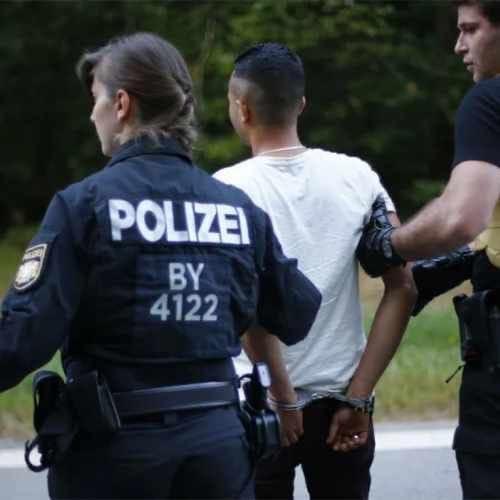 Сирийцы чаще всего совершают акты насилия в Германии