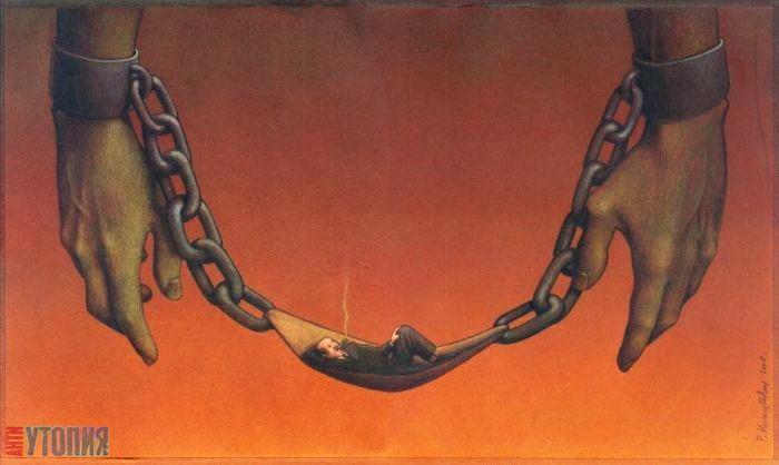 Как выглядит современное рабство