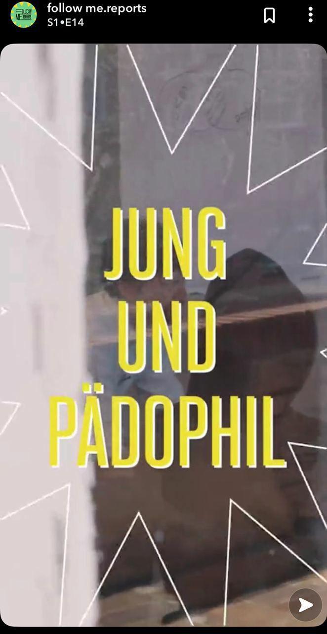 В Германии продвигают педофилию через Snapchat