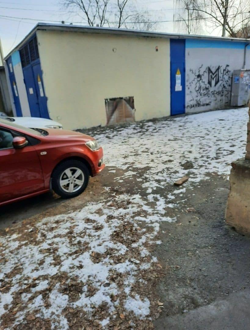 Убогое граффити Хабиба в Челябинске наконец-то убрали