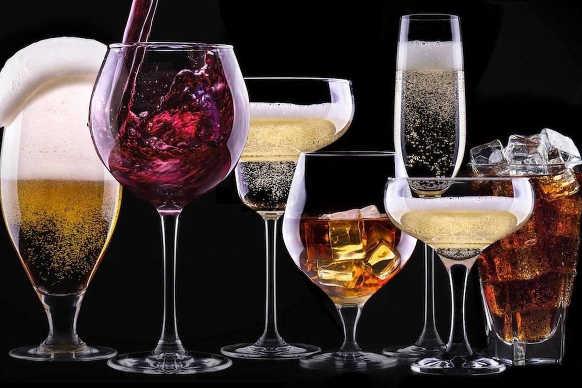 Статистика продажи алкоголя по городам России