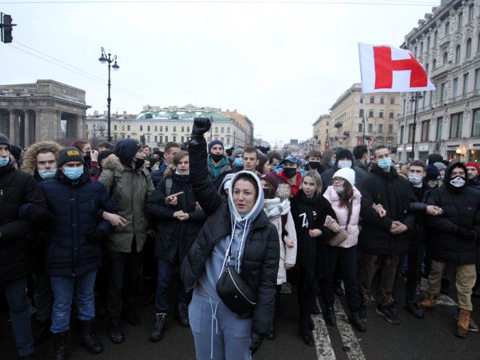 Почему протесты 23 января не увенчались успехом