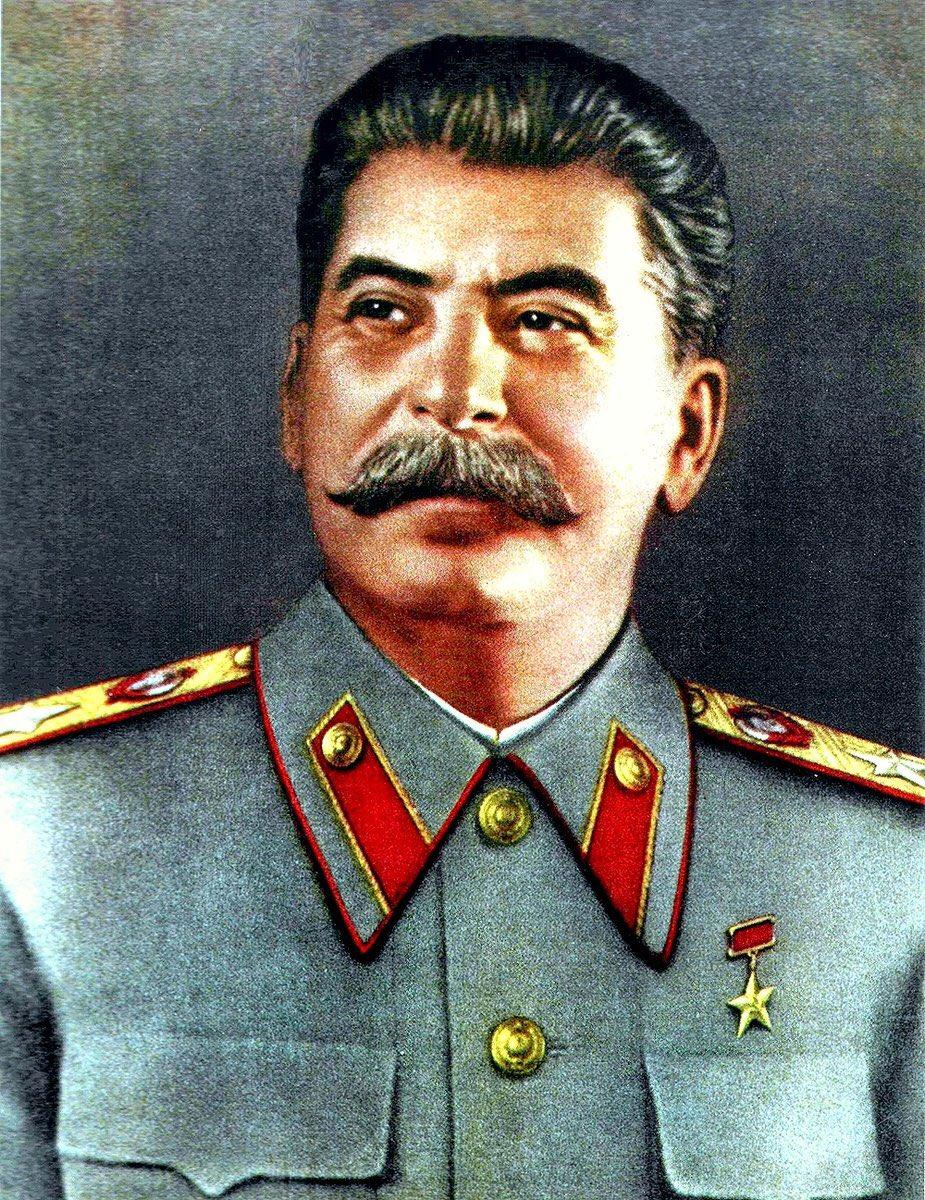 Как я отношусь к Сталину