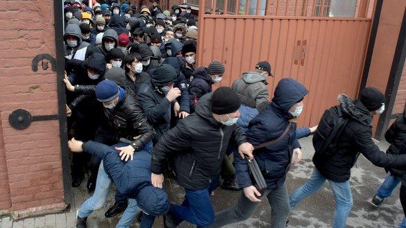 Люди высказались о желании Путина упросить завоз мигрантов