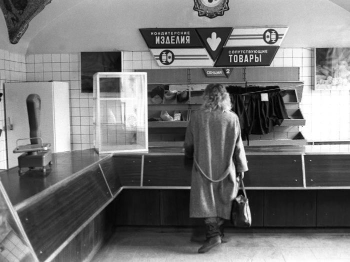"""""""Назад в СССР"""" - Возможно введение талонов на еду"""