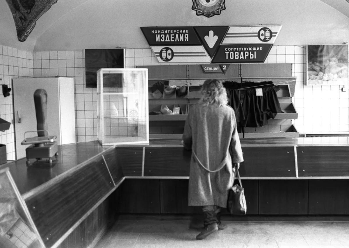 """""""Назад в СССР"""" – Возможно введение талонов на еду"""