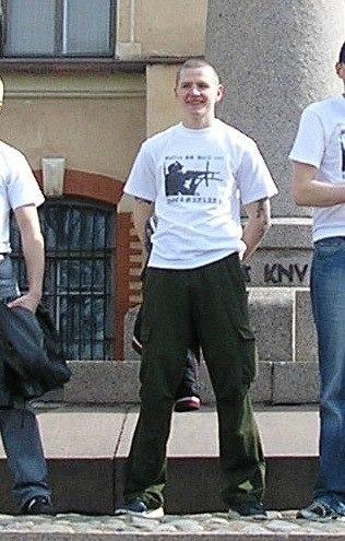 Дмитрий Боровиков - история национал-социалиста Кислого