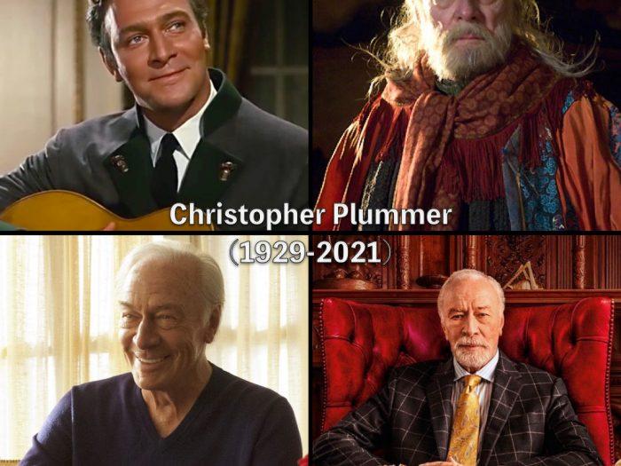 Умер канадский актёр Кристофер Пламмер