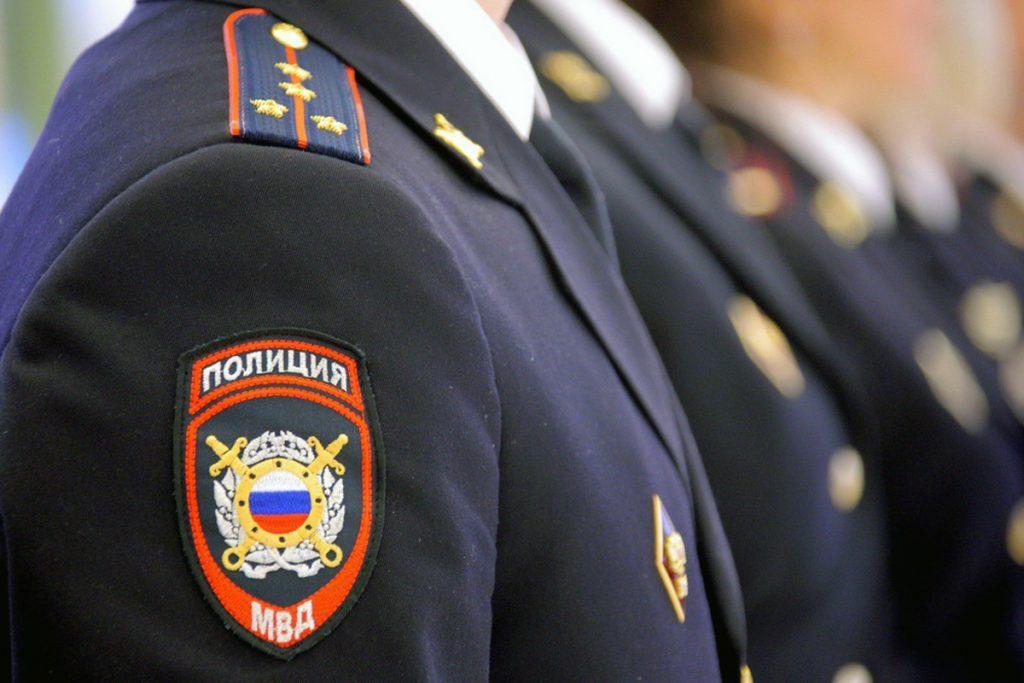 МВД устроили симулятор митингов в школе ХМАО