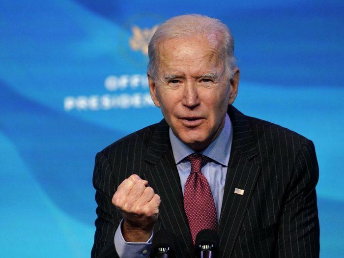 Biden declares war on heterosexuals