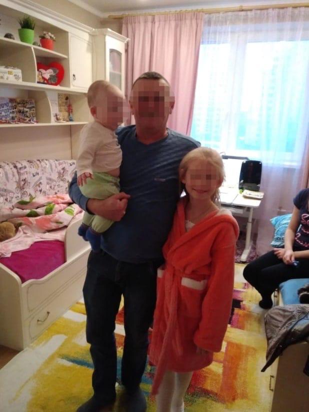 В Москве мать задушила детей и попыталась сделать самоубийство
