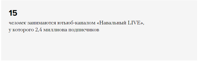 Обзор на достижения Алексея Навального от Медузы