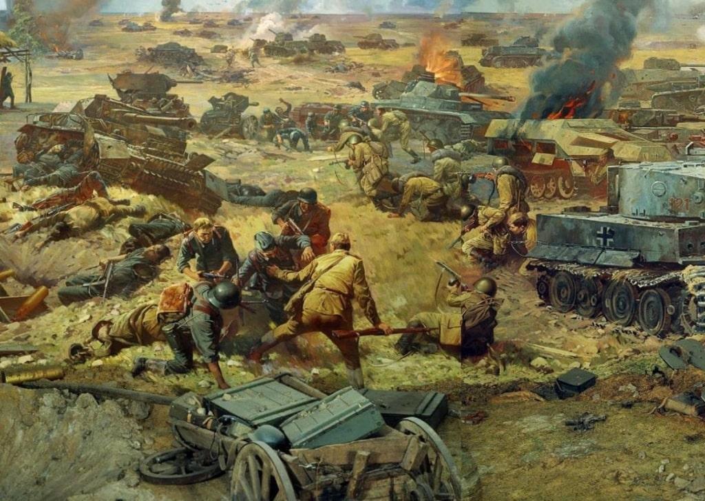 Почему Третий Рейх проиграл в Курской битве