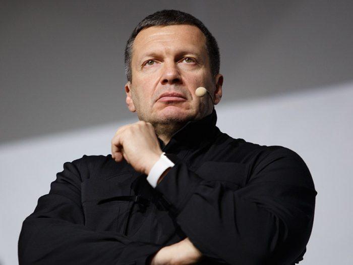 Владимир Соловьёв был заблокирован в Clubhouse