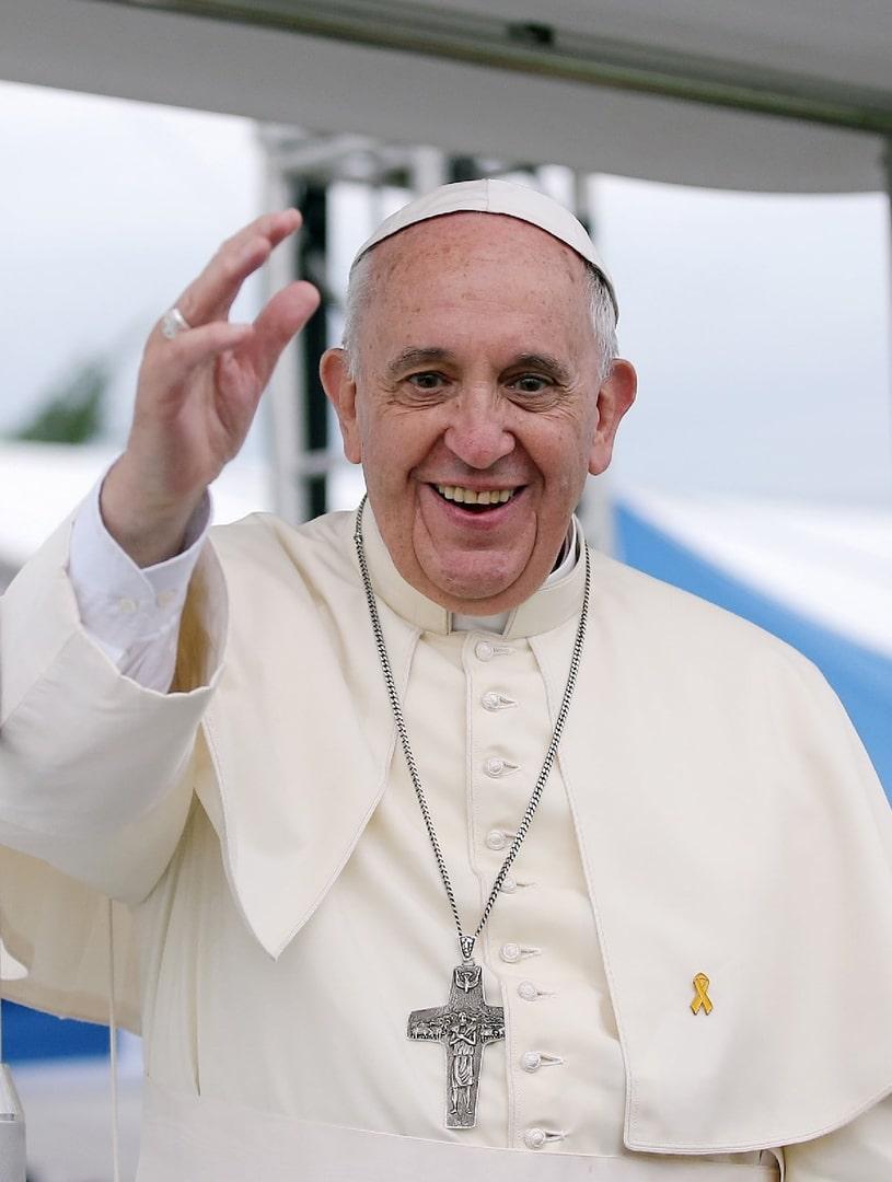 Правые высказались о папе римском