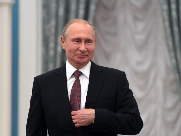 Дело 144128 - уголовное дело Владимира Путина