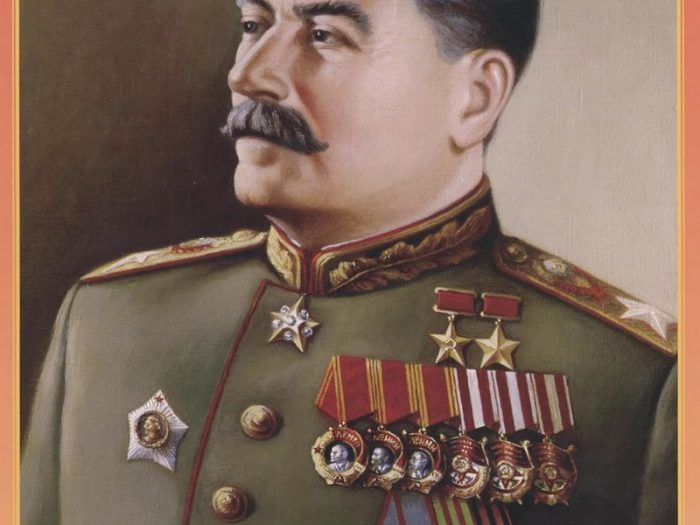 68 лет назад помер Сталин