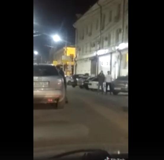 Кавказцев избили за лезгинку в Екатеринодаре