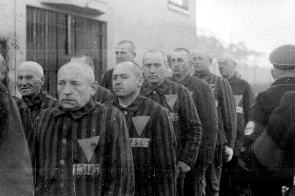 Сексуальные меньшинства в Третьем Рейхе