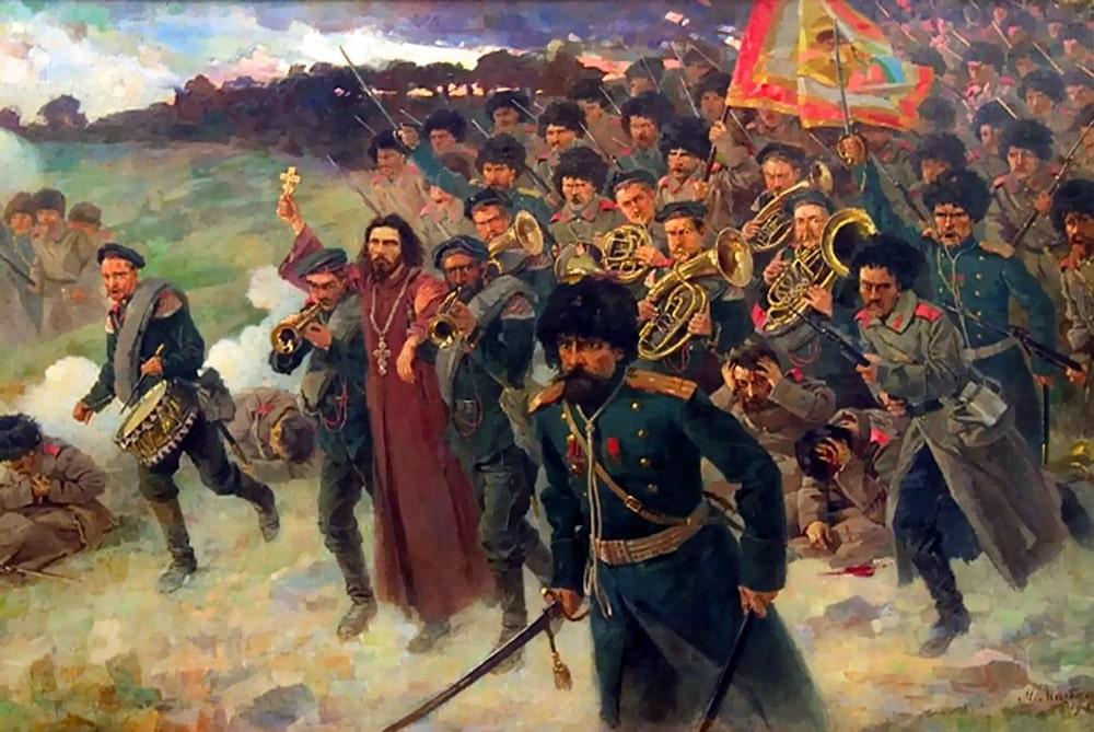 Прозовский об имперском духе русских