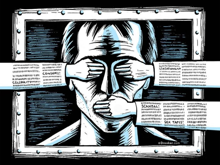 Thoughtcrime: the left's struggle with freedom of speech