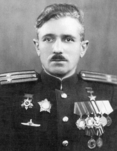 The rank of Hero of the Soviet Union for thousands of innocent
