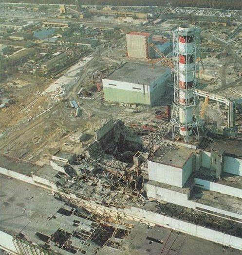 О Чернобыльской АЭС напомнили шутками про феминисток