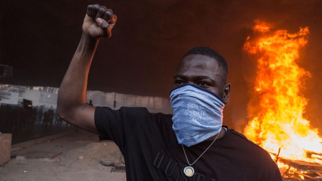 Террористка BLM пригрозила разверзнуть ад в городах США
