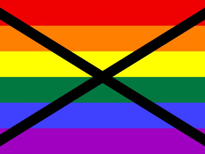 Какой вред приносят гомосексуалисты