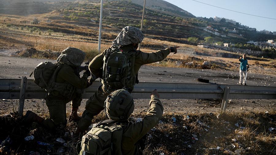 Конфликт палестинцев и оккупантов может перерасти в войну