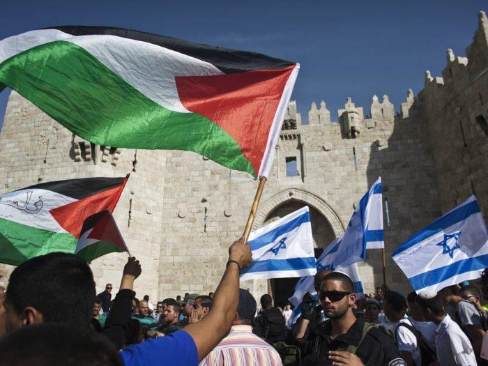 Палестина или Израиль - кто прав?