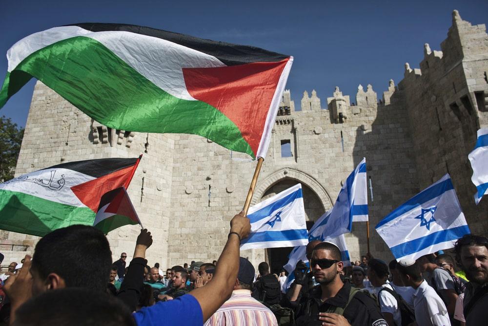 Палестина или Израиль – кто прав?