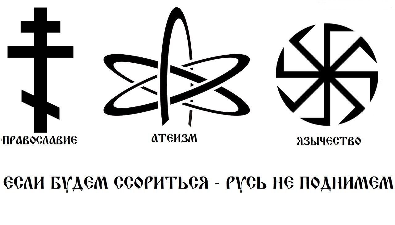 Христианство или язычество