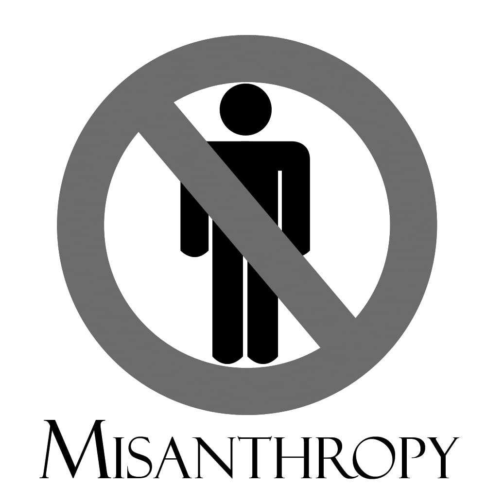 Моё мнение о мизантропии