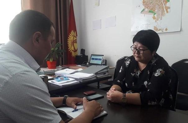 Советник мэра в Киргизии оскорбила русских