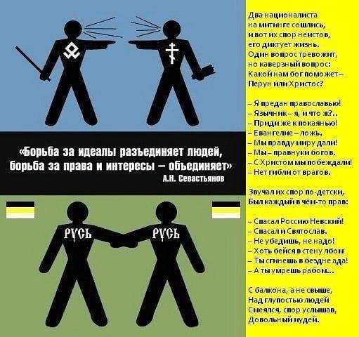 Кодекс чести правого активиста
