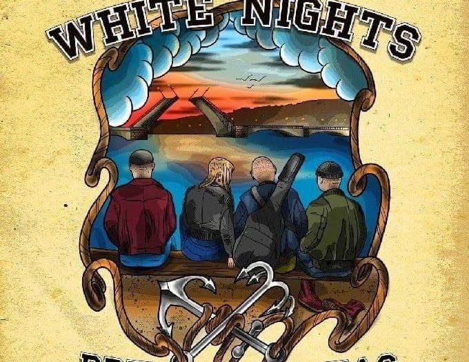 White Nights - Скины не убегают | Текст песни | Скачать